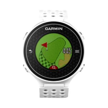 Garmin Approach S6 Jam Tangan Sport Pria - White