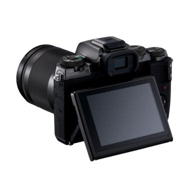 Canon EOS M5 Kit 18-150mm Kamera Mirrorless