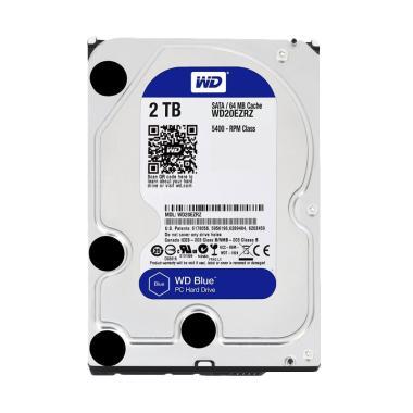 Jual WD SATA Hard Disk Internal - [2 TB] Harga Rp Segera Hadir. Beli Sekarang dan Dapatkan Diskonnya.