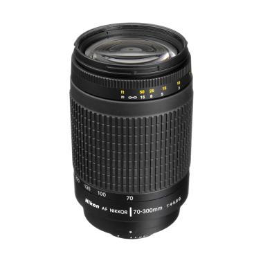 Nikon Lensa AF 70-300mm f/4-5.6 G Zoom