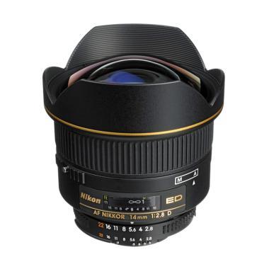 Nikon Lensa EF 14mm f/2.8D ED