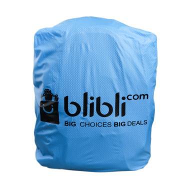Blibli Cover Bag - Biru