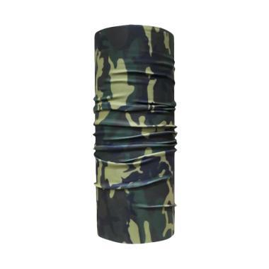CK-Bandana Motif Army Buff Masker Multifungsi