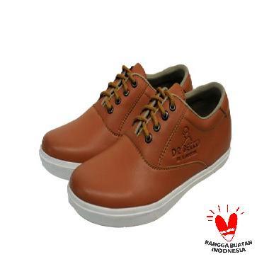 DR Becco Austin Sepatu Pria - Tan