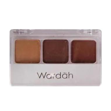 Wardah Eye Shadow A [4.2 g]