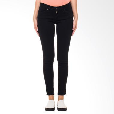 Levi's 711 Skinny Soft Celana Wanita - Black