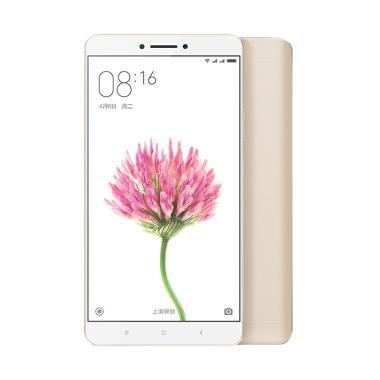 Xiaomi Mi Max Smartphone - Gold [64 GB/ 3 GB]