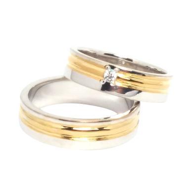 SAN 3336 Cincin Kawin Perak