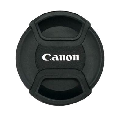 Canon 62mm Lens Cap - Black
