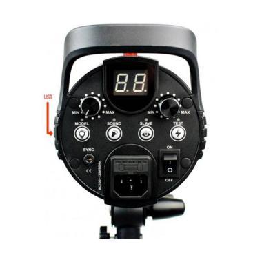 Godox DE 300 Flash Kamera