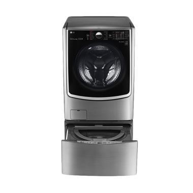 LG F2721STWV Twin Washer Mesin Cuci