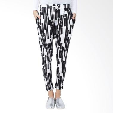 BLXS Akleja Pants Celana Panjang Wanita - White 21111135114930488