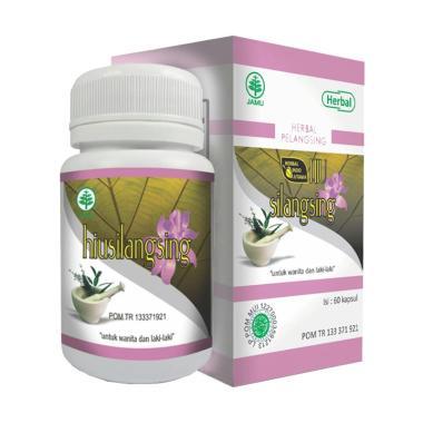 HIU Silangsing Herbal Pelangsing - 60 Kapsul