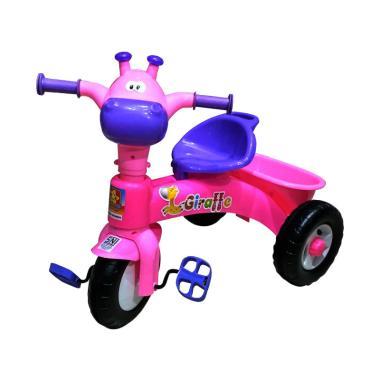 harga TMO Jerapah Sepeda Anak - Pink Blibli.com