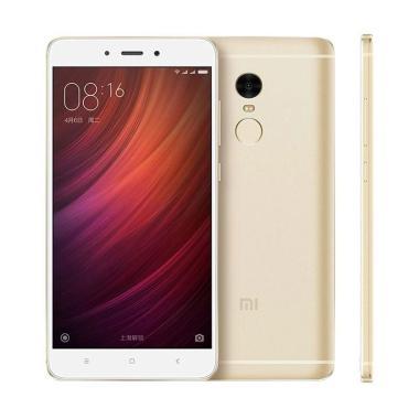 Xiaomi Note 4 Smartphone - Gold [64 GB/3 GB]