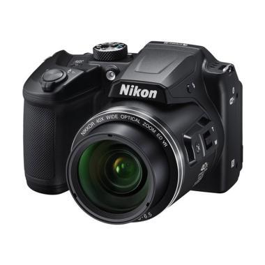 Nikon Coolpix B500 Kamera Pocket - Black