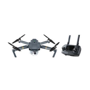 DJI Mavic Pro Combo Drone (2 Batter ... apter + Bag + Propellers)