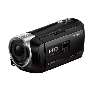 Sony HDR-PJ410 Handycam + SANDISK M ... PEED 80MBS + SCREEN GUARD