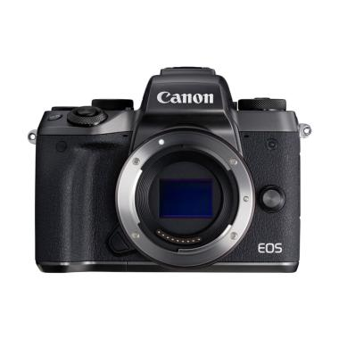 Canon EOS M5 Kamera Mirrorless [Body Only]
