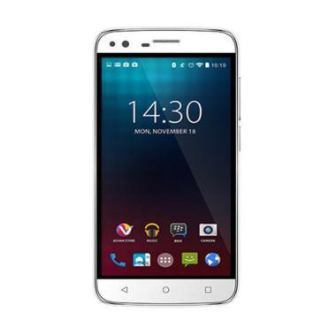 Advan Vandroid i5 Smartphone - White [8GB/ 1GB]