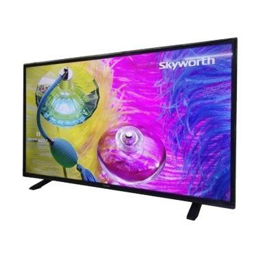 Coocaa 39E20W LED TV - Hitam [39 Inch]