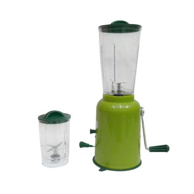 Destec 2 Tabung Manual Blender