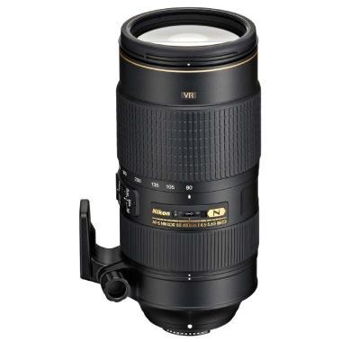 Nikon Lensa AF-S VR Zoom 80-400mm f/4.5-5.6D ED