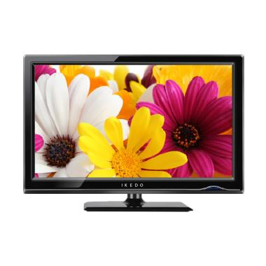 IKEDO LT-24H1U1 LED TV [24 Inch] + GRATIS POWERSTRIP HUNTKEY SGA301