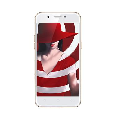 Oppo A39 CPH1605 Smartphone - Gold [32GB/ 3GB]