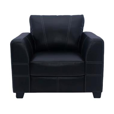 Aim Living Javier 1 Seat Sofa - Hitam