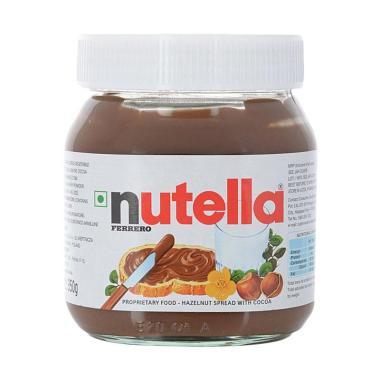 harga Nutella T350 Selai [350 g] Blibli.com