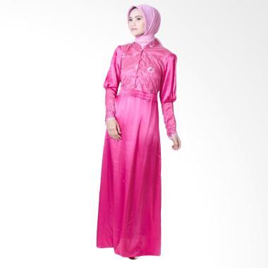 paradise_alisha-dress-magenta_full10 10 Harga Model Dress Muslim Dari Brokat Termurah saat ini