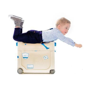 Jetkids Bedbox Tempat Tidur Bayi - Blue