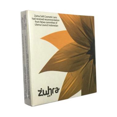 X2 Zuhra Softlens - Brown