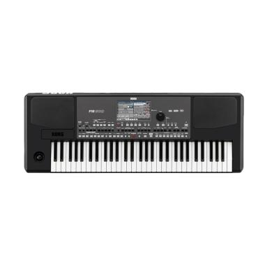 KORG PA600 Indonesian Version Arranger Keyboards - Black