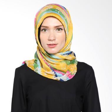 Loe'Style Hijab Sofia - Yellow