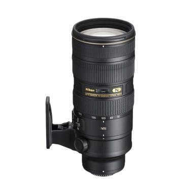 Nikon AF-S 70-200mm f-2.8G ED VR II Lensa Kamera