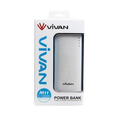 Vivan M11 Powerbank [11000 mAh]