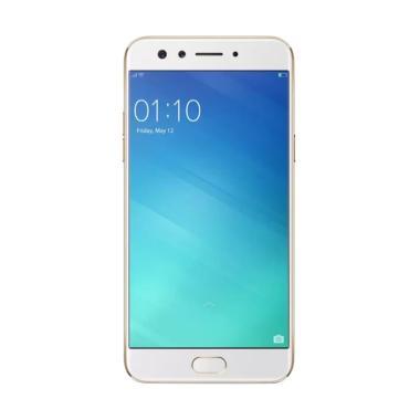 Oppo F3 Smartphone - Gold [64GB/4GB]