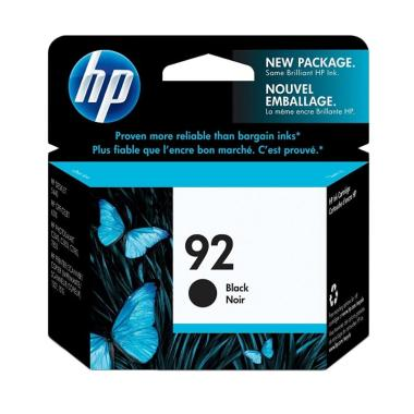 HP 92 AP Inkjet Cartridge - Black