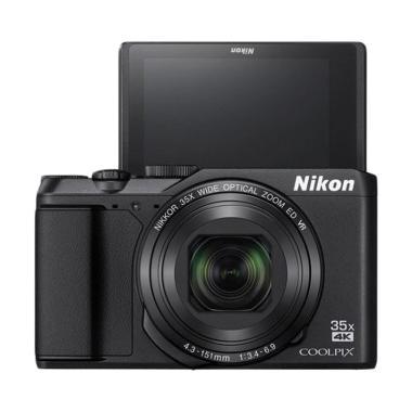 Nikon Coolpix A900 - Hitam
