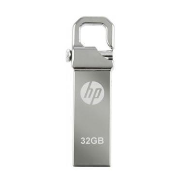 HP V250w Flash Disk - Silver [32 GB]
