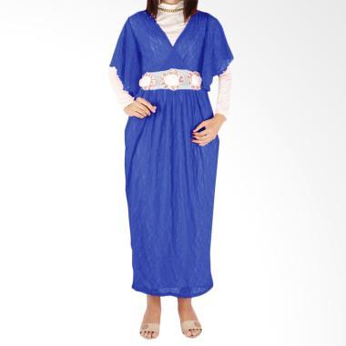 Iyesh HEMM6061 6061 Maxi Dress - Biru