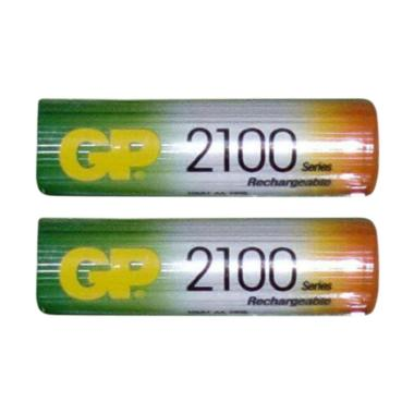 GP AA Bateries Rechargeable [2100 mAh]