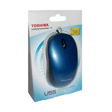 harga Toshiba U55 USB Mouse Blibli.com