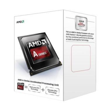 AMD APU A4 7300 Box Processor Socket FM2+