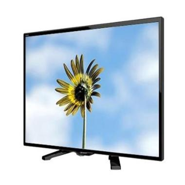 SHARP LC-24LE170I TV LED [24 inch] + BONUS BRACKET DINDING