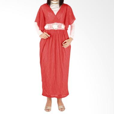 Iyesh HEMM6061 6061 Maxi Dress - Merah
