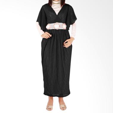 Iyesh HEMM6061 6061 Maxi Dress - Hitam
