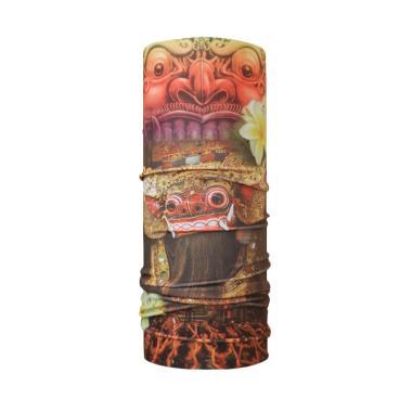 CK-Bandana Motif Barong Bali Buff Masker Multifungsi